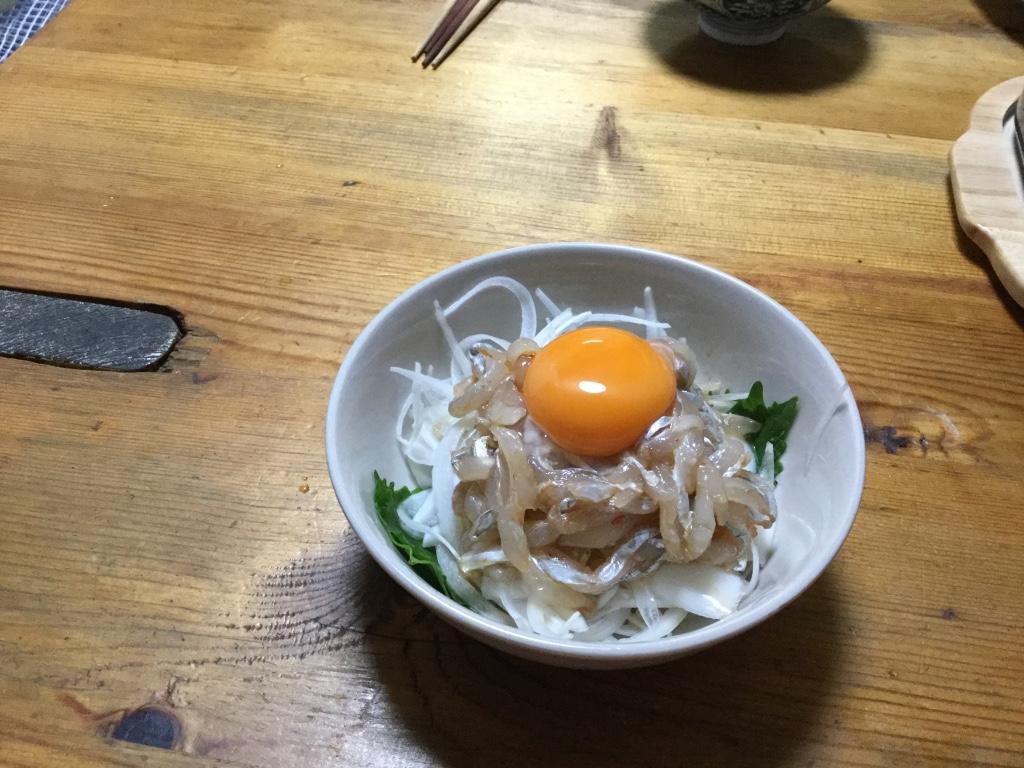 タチウオ(太刀魚)のユッケ丼が激ウマ!作り方・レシピ一覧