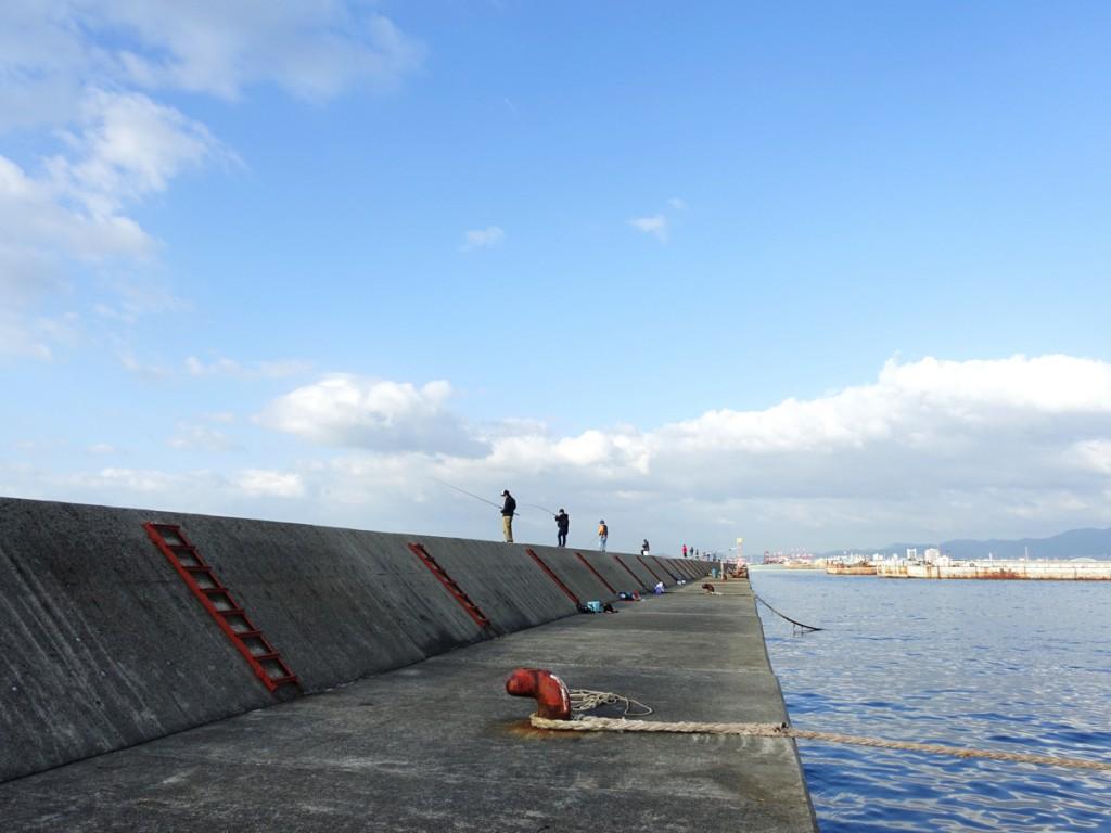 【釣り場解説】武庫川一文字の釣りポイントと狙いたい魚種・アクセスまとめ