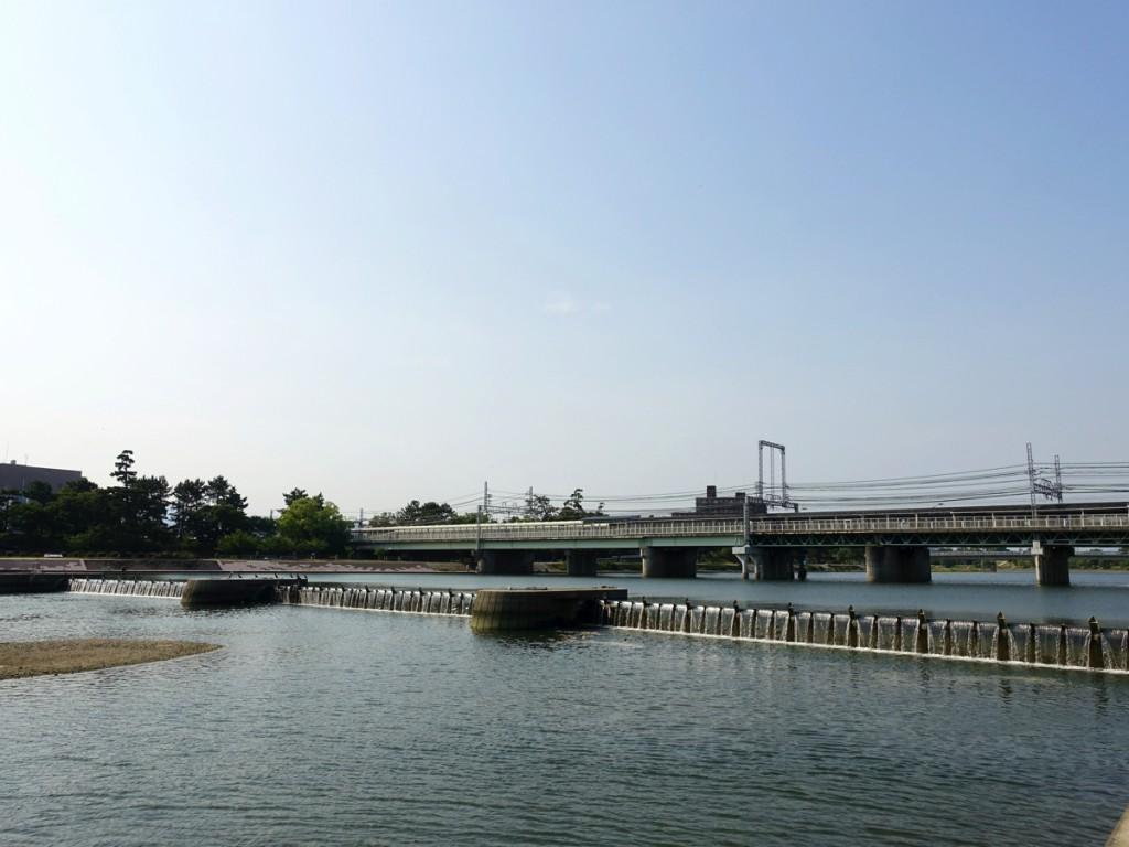 【釣り場解説】武庫川河口の釣りポイント・アクセス・釣れる魚種まとめ