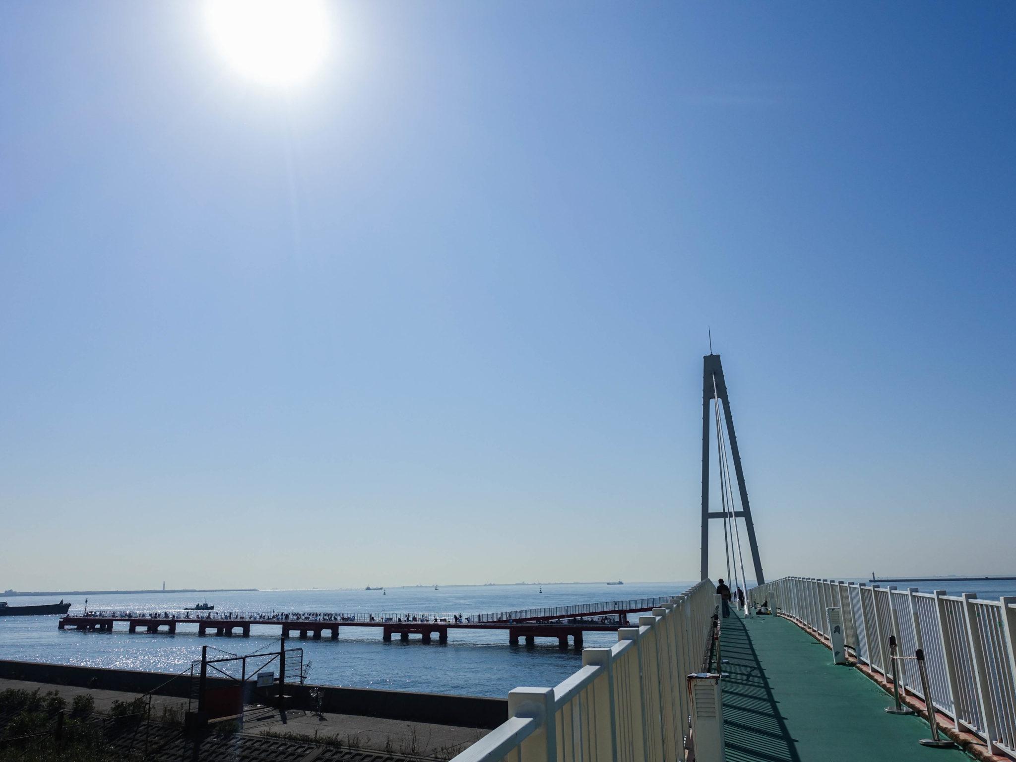【釣り場紹介】尼崎市立魚釣り公園の釣りポイント・アクセス・釣れる魚種まとめ