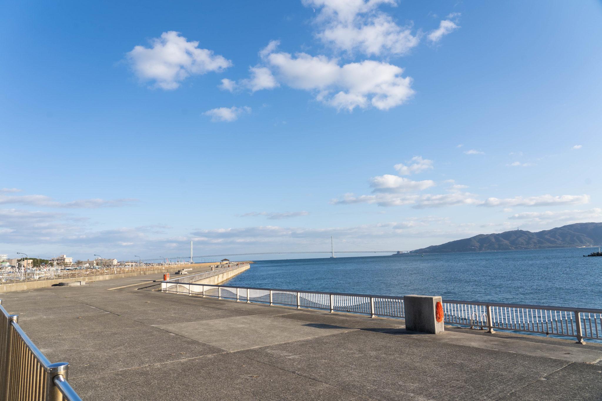 【台風後調査】林崎漁港の釣りポイント・アクセス方法・釣れる魚種まとめ